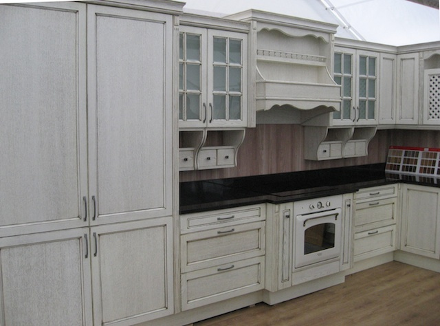 Ex Display Country Style Kitchen Sales Clearance By