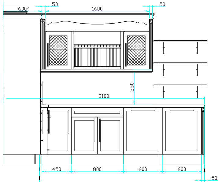 PDF Kitchen Worktop Height Plans Free