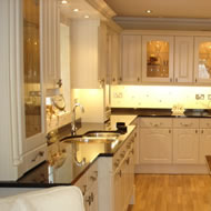 kitchen granite worktop