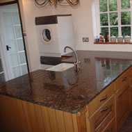 blue pearl kitchen granite worktop
