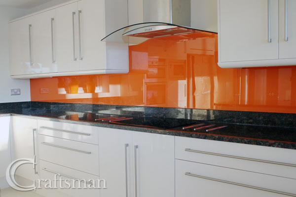 back!  Kitchen  Pinterest  White Cupboards, Cupboards and Orange