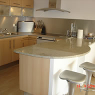 picture of kitchen worktop and sink