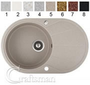 Composite Granite Kitchen Sinks